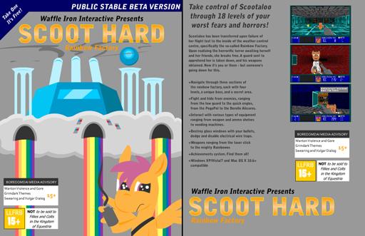 Scoot Hard Box With Screenshots